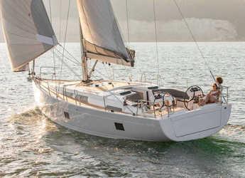 Rent a sailboat in Cleopatra marina - Hanse 458
