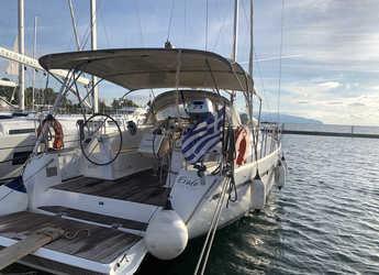 Rent a sailboat in Cleopatra marina - Bavaria Cruiser 41 Erato