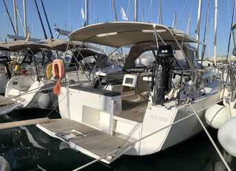 Rent a sailboat in Cleopatra marina - Dufour 390 Grand Large