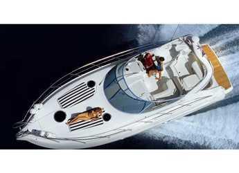 Rent a motorboat in Cleopatra marina - Cranchi Zaffiro 34