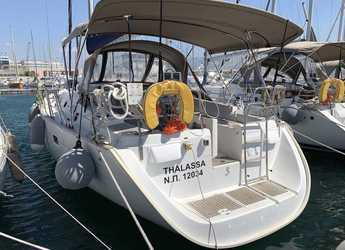 Rent a sailboat in Cleopatra marina - Oceanis 423