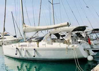 Rent a sailboat in Cleopatra marina - Hanse 400