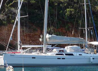 Rent a sailboat in Mykonos - Hanse 540e