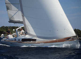 Rent a sailboat in Marina Paleros - Oceanis 50 Performance
