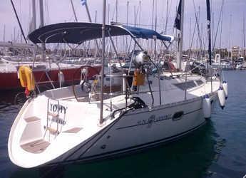 Rent a sailboat in Marina Paleros - Sun Odyssey 33