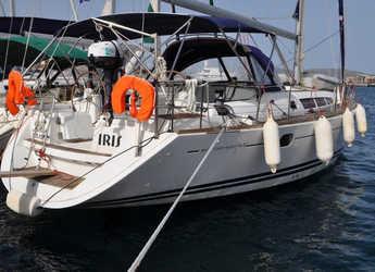Rent a sailboat in Marina Paleros - Sun Odyssey 44i