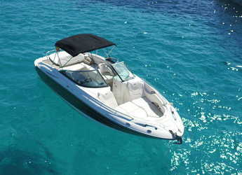 Rent a motorboat in Marina Ibiza - 278 Super Sport
