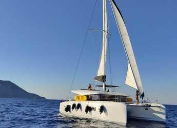 Rent a catamaran in Rhodes - Lagoon 42