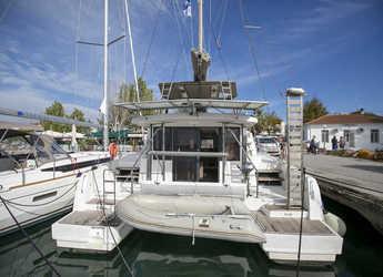 Rent a catamaran in Marina Skiathos  - Bali 4.0