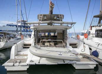 Rent a catamaran in Marina Skiathos  - Bali 4.1