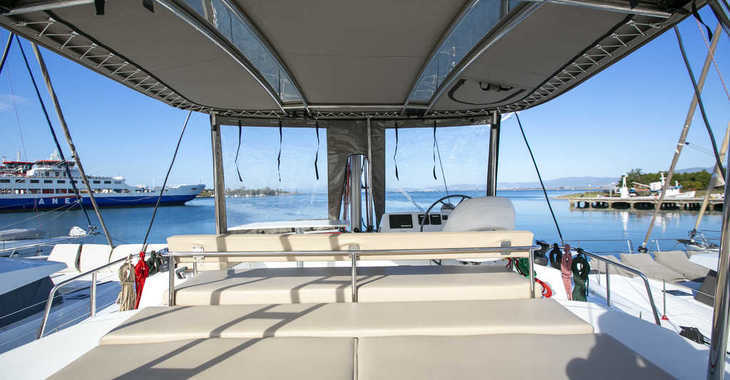 Rent a catamaran in Marina Skiathos  - Bali 4.3