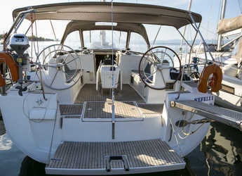 Rent a sailboat in Kavala - Sun Odyssey 509