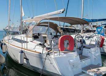 Rent a sailboat in Kavala - Sun Odyssey 409