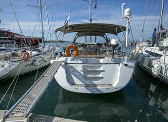 Rent a sailboat in Kavala - Jeanneau 57