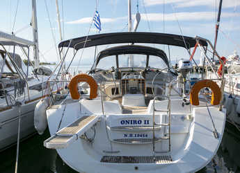 Rent a sailboat in Kavala - Jeanneau 53