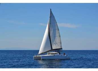 Rent a catamaran in Volos - Athena 38