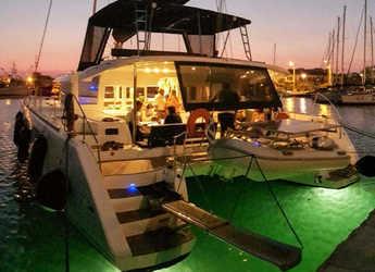 Rent a catamaran in Volos - Lagoon 450  Flybridge