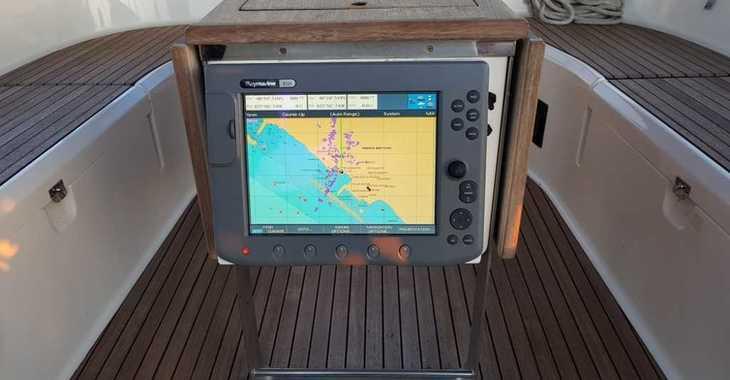 Rent a sailboat in Marina Skiathos  - Bavaria Cruiser 45