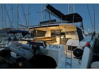 Chartern Sie katamaran in Marina Zeas - Saona 47