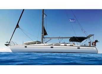 Rent a sailboat in Kavala - Sun Odyssey 45.2