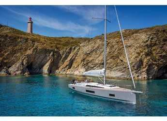 Rent a sailboat in Skopelos - Oceanis 46.1