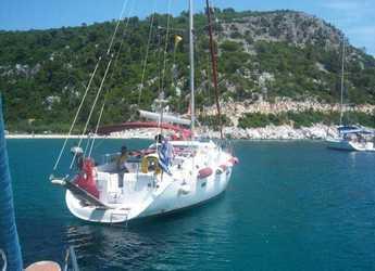 Rent a sailboat in Skopelos - Oceanis 411 Clipper
