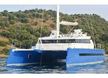 Chartern Sie katamaran in Porto Rotondo - Set Marine 625