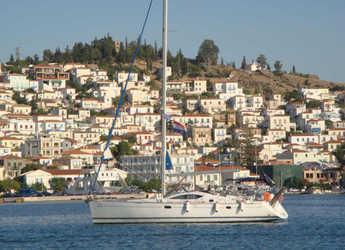 Rent a sailboat in Marina Zeas - Sun Odyssey 49DS