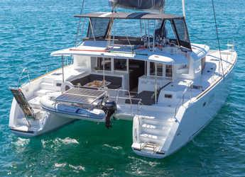 Rent a catamaran in Cleopatra marina - Lagoon 450  Flybridge