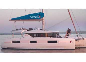 Chartern Sie katamaran in Agana Marina - Sunsail 46 Cat (Premium)