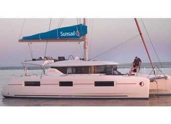 Rent a catamaran in Lefkas Nidri - Sunsail 46 Cat (Premium)