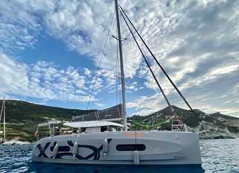 Alquilar catamarán en Marina di Nettuno - Excess 11