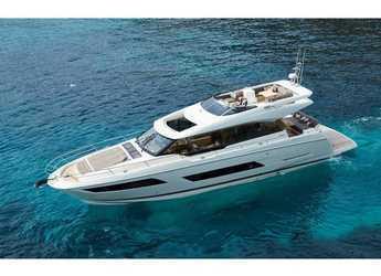 Alquilar lancha en Marina di Cannigione - Prestige 680 S
