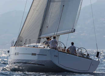 Rent a sailboat in Marina d'Arechi - Dufour 460 Grand Large