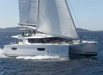Rent a catamaran in Marsala Marina - Saba 50