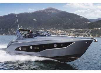 Rent a motorboat in Marina di Stabia - Cranchi Z35