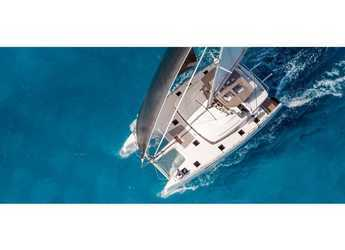 Chartern Sie katamaran in Marina di Cannigione - Lagoon 52F