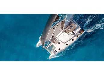 Rent a catamaran in Palermo - Lagoon 52F
