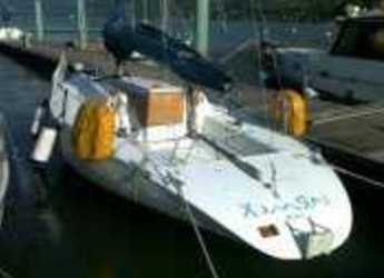 Rent a sailboat in Marina Cala di Medici - Mini Tonn 27