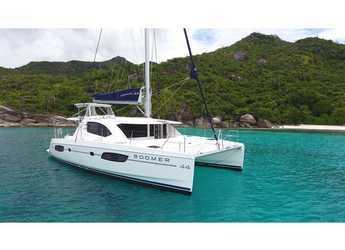 Rent a catamaran in Port of Mahe - Leopard 44
