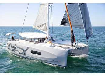 Chartern Sie katamaran in Orhaniye marina - Excess 11
