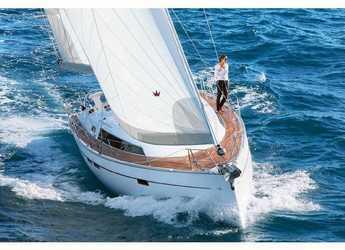 Rent a sailboat in Orhaniye marina - Bavaria Cruiser 46 Style