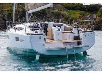 Rent a sailboat in Marmaris - Sun Odyssey 410