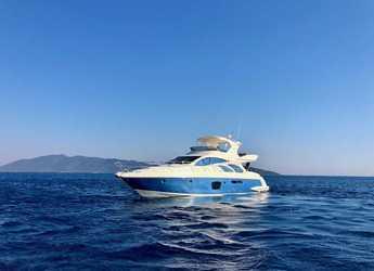 Rent a yacht in Ören / Bodrum - Azimut 55