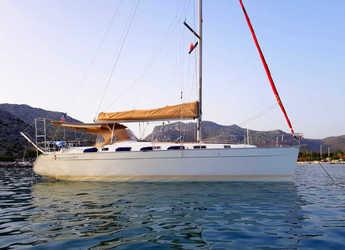 Chartern Sie segelboot in Ören / Bodrum - Cyclades 43.4