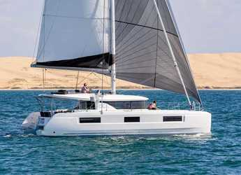 Rent a catamaran in ACI Pomer - Lagoon 46 - 4 + 1 cab.