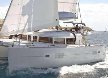 Rent a catamaran in ACI Pomer - Lagoon 400 S2 - 4 + 2 cab.