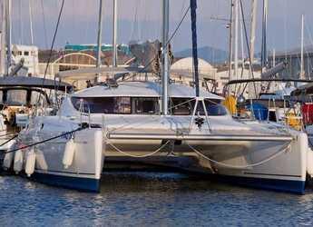 Chartern Sie katamaran in Zaton Marina - Athena 38