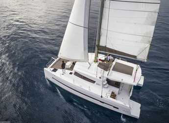Rent a catamaran in Zaton Marina - Bali 4.0 - 3 cab.