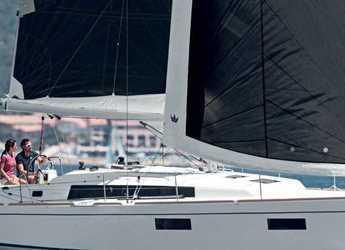 Rent a sailboat in Zaton Marina - Oceanis 38.1